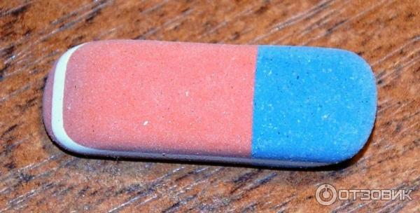 Как сделать так чтобы ластик стирал ручку