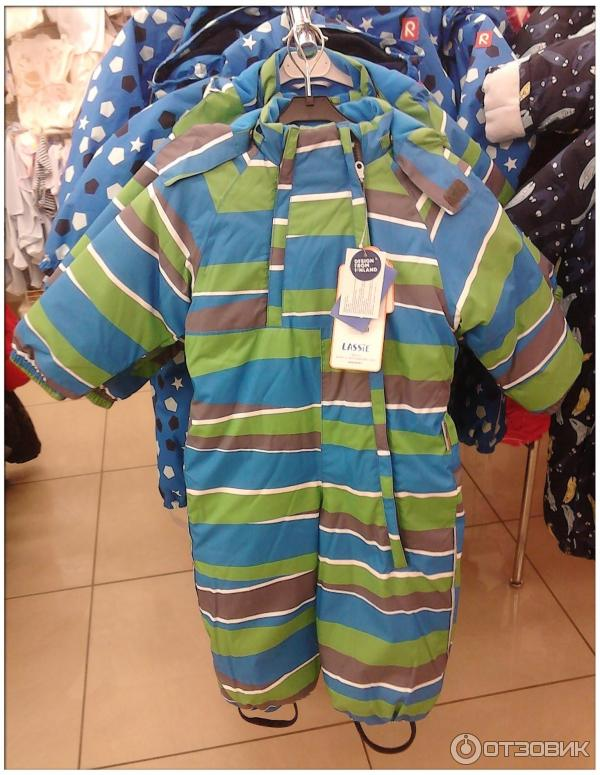 Отзыв о Детская одежда