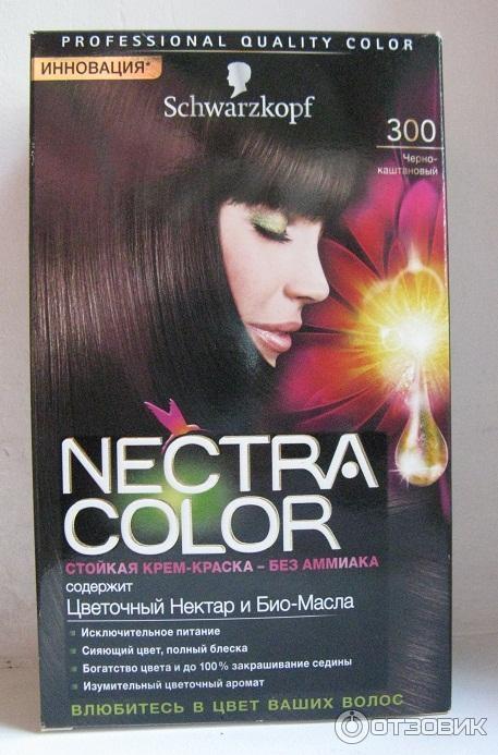Краска для волос нектар колор