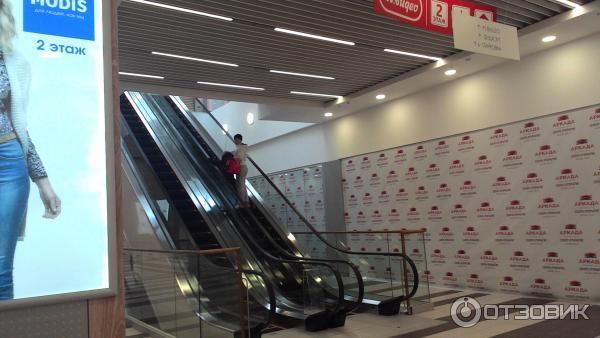Аркада уфа торговый центр вакансии