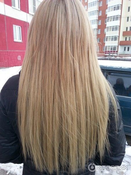 Самое лучшее наращивание волос