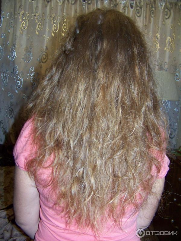 Шампунь хорошо промывающий волосы