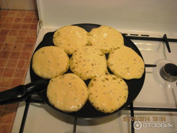 сковорода со смайликами: