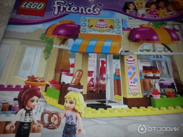 Lego Friends Городская