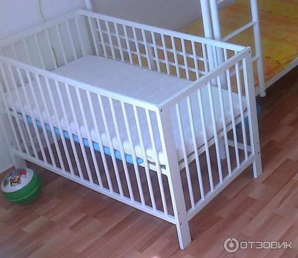 детская кроватка икеа фото