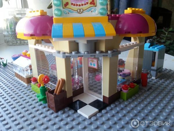 Игра Lego Friends Центральная