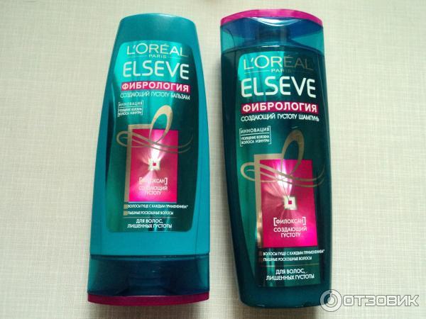 Самый хороший шампунь и бальзам для волос