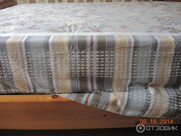Комплект постельного белья Sova&Javoronok