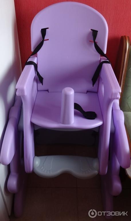 удобный стульчик для кормления отзывы технологии дошли того