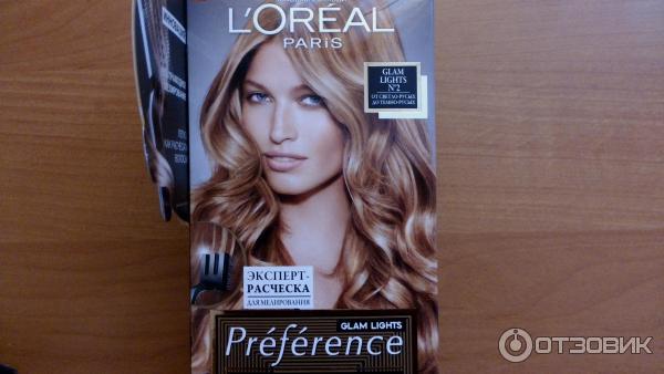лореаль краска для волос для мелирования
