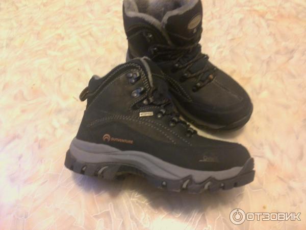4704657f Отзыв о Зимние подростковые ботинки Outventure | Зимние - не значит ...