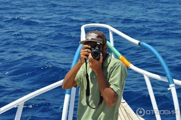 рыбалка на яхте египет