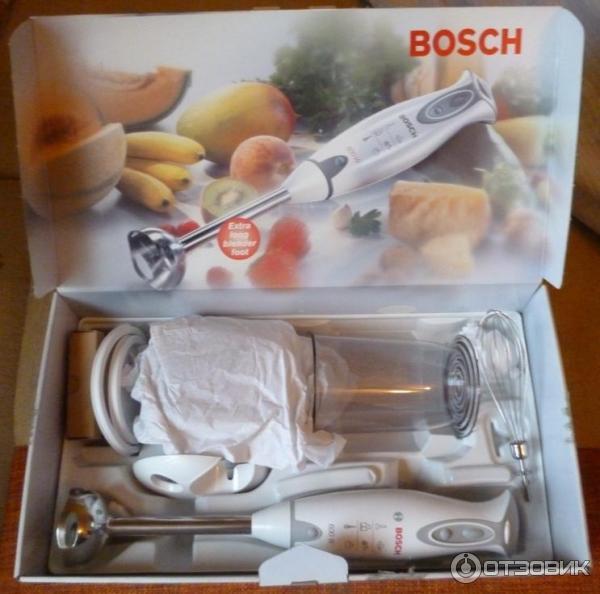 Блендер Bosch MSM 6700 фото