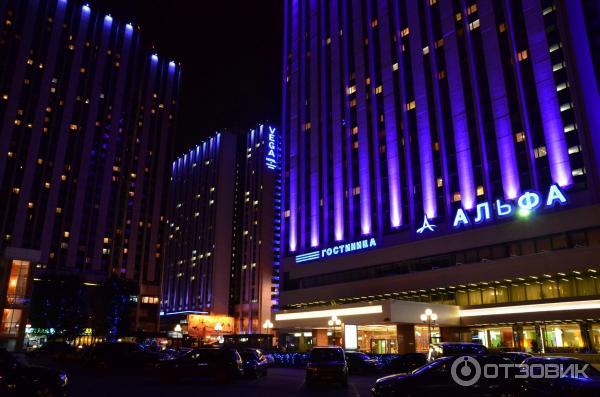 Официальный сайт гостиницы Измайлово Альфа 4