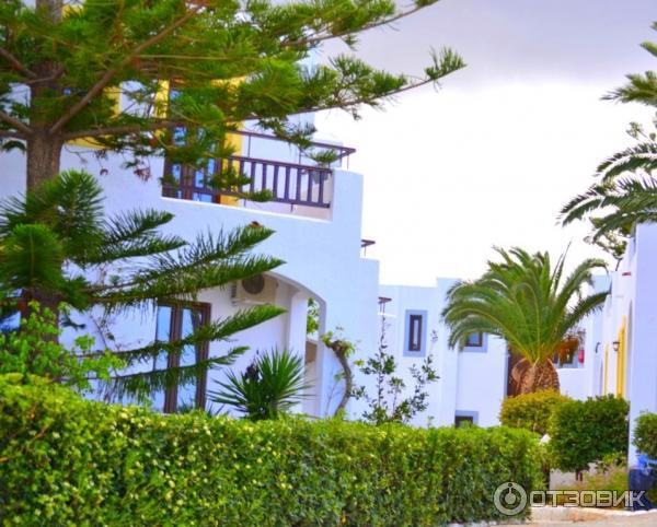Hersonissos village 4 крит