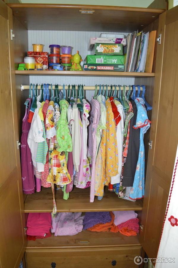 Шкаф для одежды фото внутри