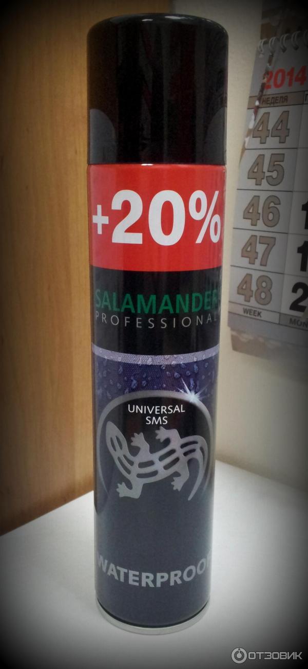 4a1960e753900c Водоотталкивающая пропитка Salamander Professional Универсал СМС фото