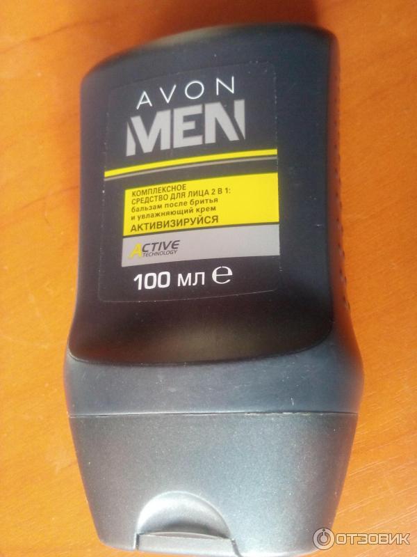 Бальзам после бритья для мужчин эйвон фото 650-969