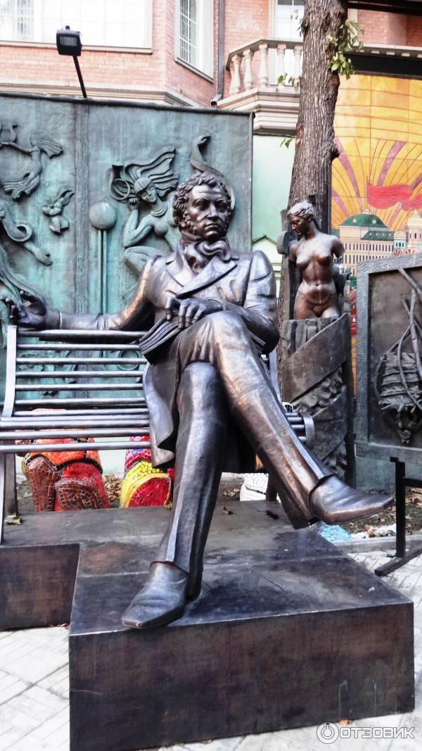 зураб церетели его скульптуры фото