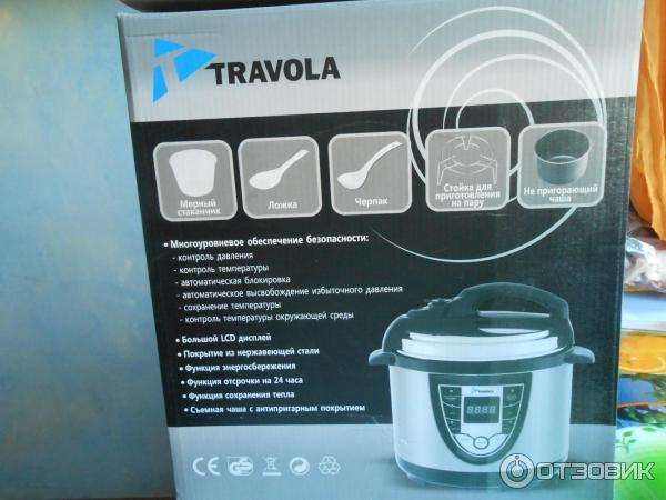 Мультиварка Скороварка Travola Инструкция - фото 11