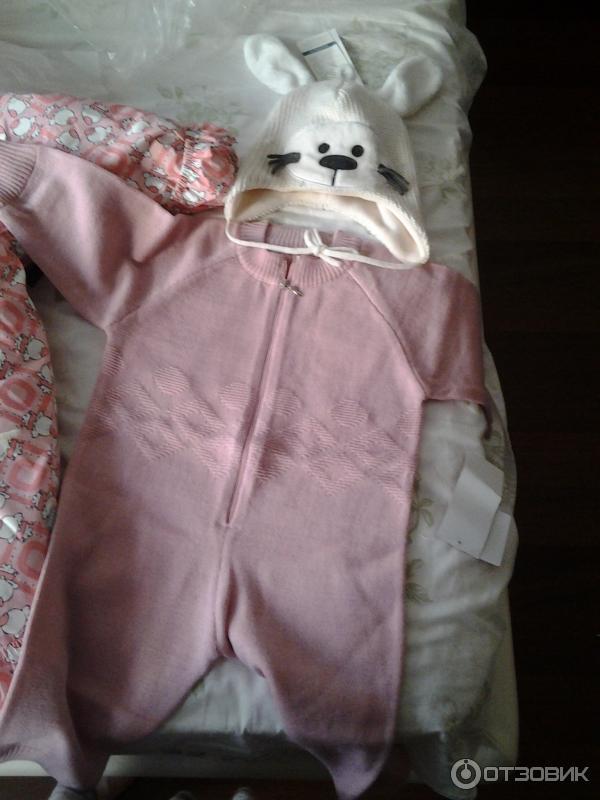 вязание спицами для младенцев кофточка сколько см в высоту