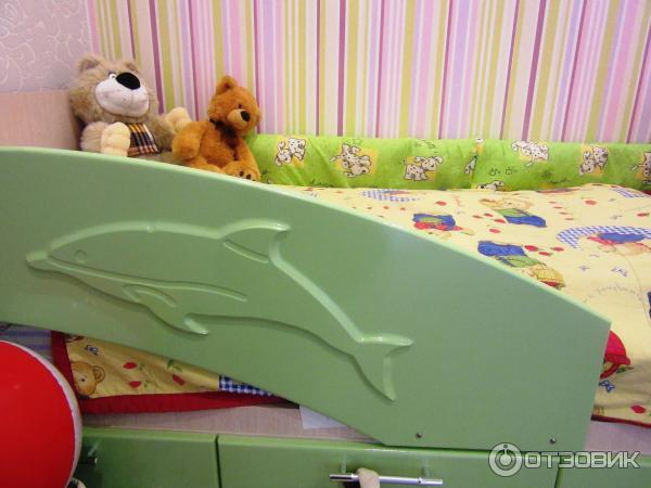 Как Собрать Кровать Дельфин Видео Инструкция - фото 3