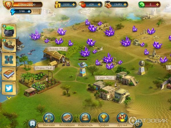 игра Cradle Of Empires скачать бесплатно русская версия на компьютер - фото 2