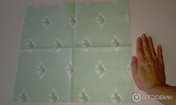 Салфетки из бамбукового волокна Мой дом фото