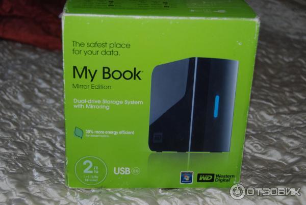 WD 8TB My Book Desktop External Hard Drive - USB