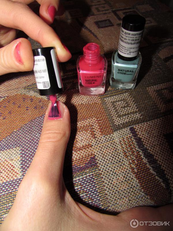 Безвредный лак для ногтей для беременных 5
