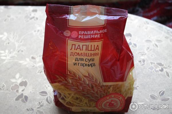 Рецепт вкусной лапши для супа