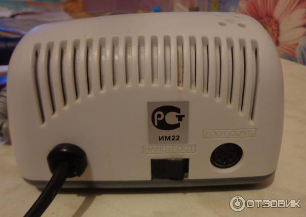 Аппарат для маникюра и педикюра strong 204 фото