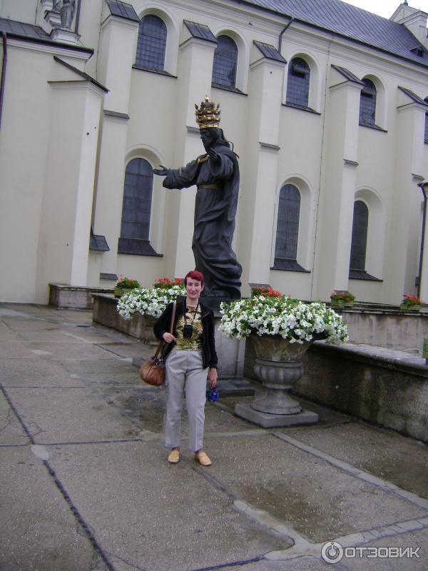 Ясногорский Монастырь (Польша, Ченстохова) фото