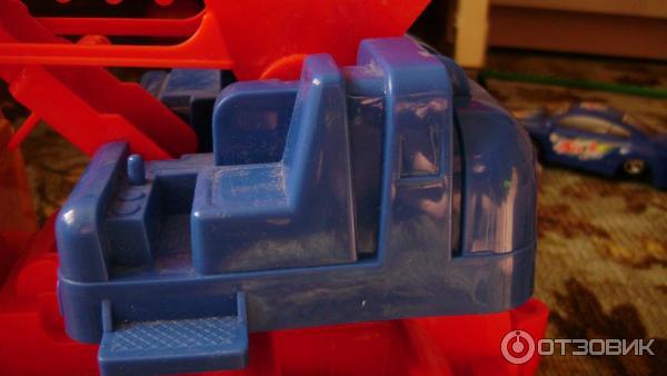 Игрушка пластмассовая кран Космически НОРДПЛАСТ фото