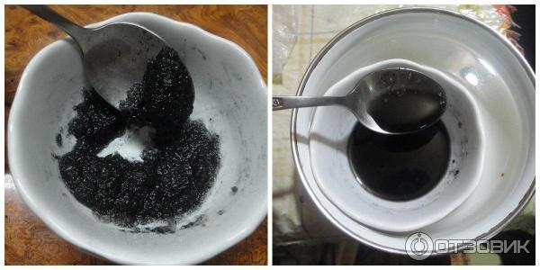 Домашняя условия для рецепта от черных точек
