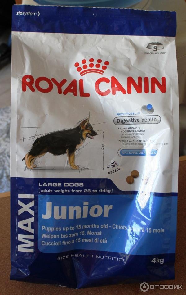роял канин для собак инструкция по применению - фото 5