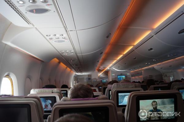 Авиакомпания Эмирейтс — парк самолетов, расписание