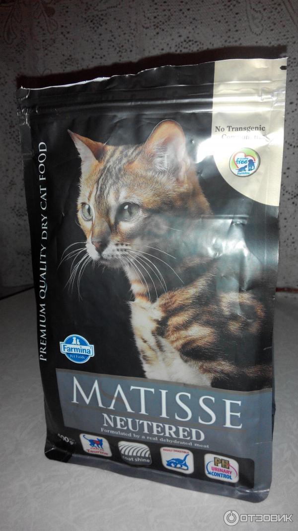 Корм фармина для котят отзывы