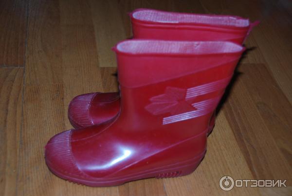 Сапоги резиновые детские - Обувные фабрики России
