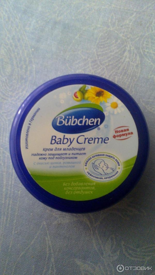 Рейтинг кремов под подгузник для новорожденных