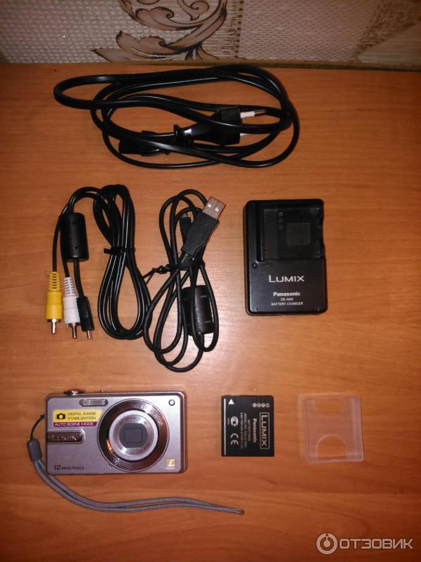 Фотоаппарат Panasonic Lumix Dmc F3 Руководство - фото 8