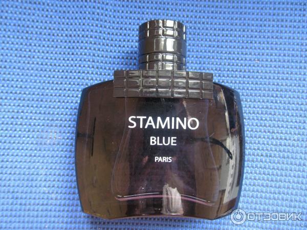 отзыв о мужская туалетная вода Stamino Blue Men цитрусовый пряный