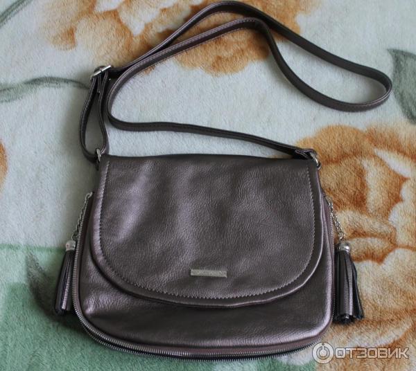 Женская сумка David Jones фото
