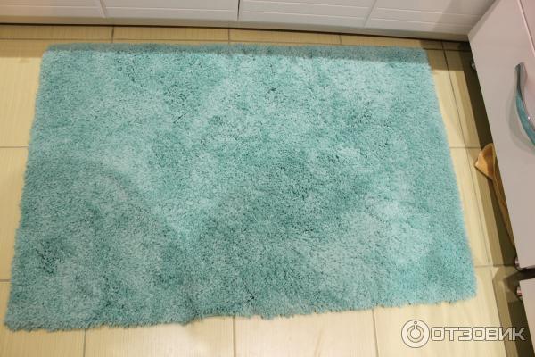 Грошен коврик для ванной