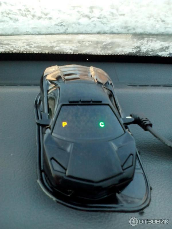 автомобильный антирадар lamborghini