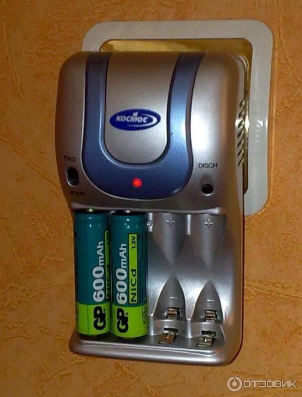 зарядное устройство для батареек космос инструкция - фото 4