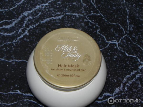 Маска для волос орифлейм молоко и мед