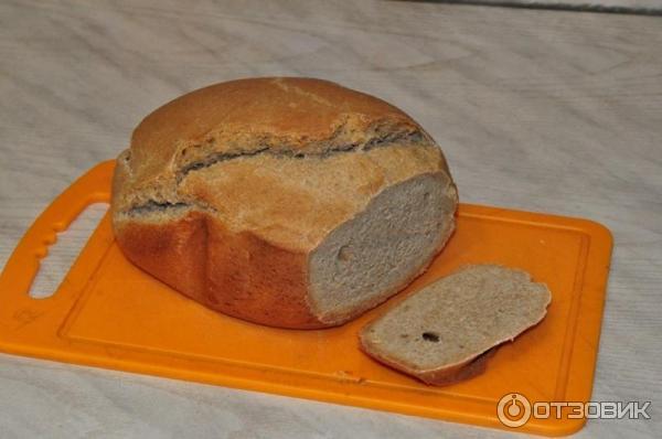 Рецепт хлеба 450 грамм в хлебопечке