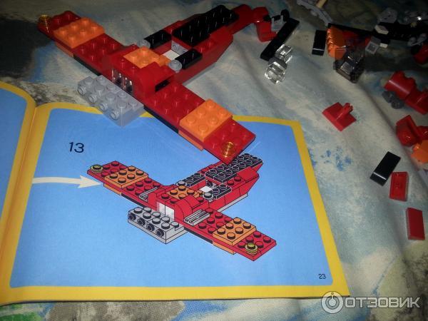 LEGO CREATOR вертолет 31003