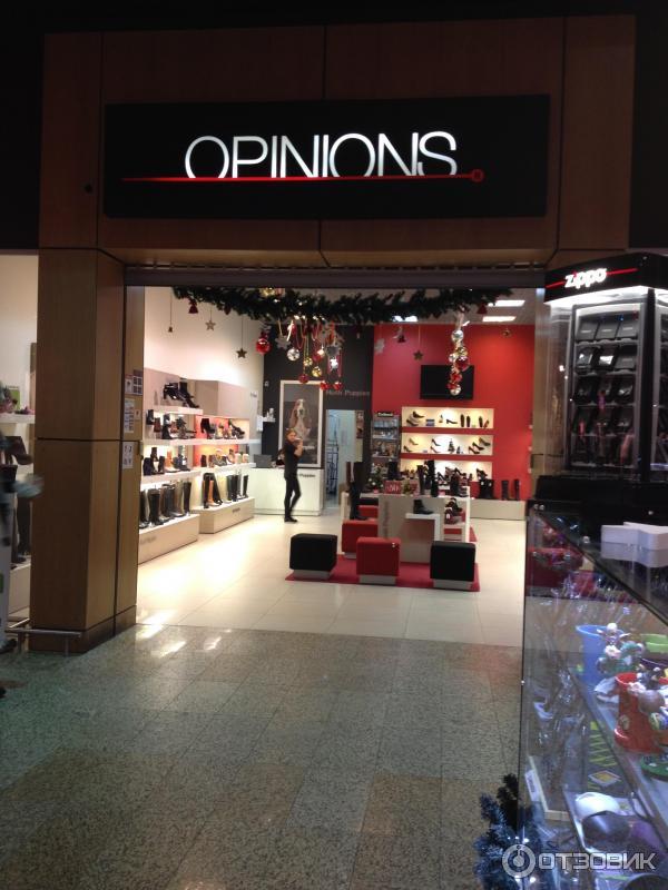 Американская сеть обувных магазинов